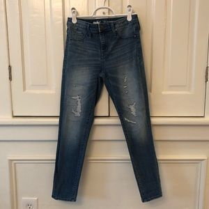 Mossimo High Rise Jegging Crop